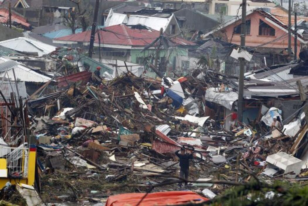 Según Olney, Save the Children está esperando en Filipinas la llegada de...
