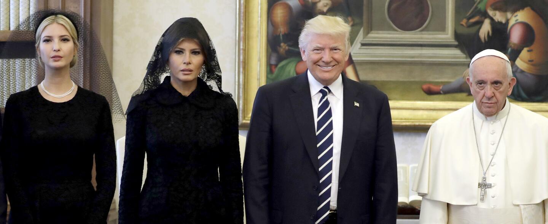 Promo Papa Trump