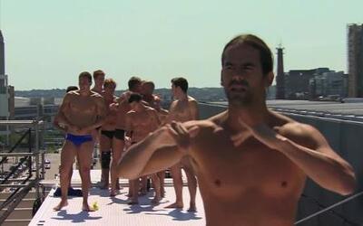 ¿Quiere ver los saltos más espectaculares de Orlando Duque?