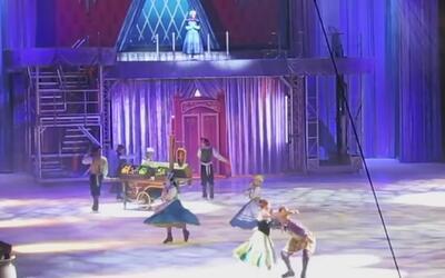 'Disney on ice' está de regreso en Chicago