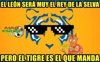 Tigres llegó a la final al vencer a León, sin embargo los...