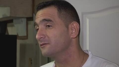 """Último cubano en entrar a EEUU: """"Convivir con esas personas todo el cami..."""
