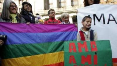 Comunicades de homosexuales en Chile le ha pedido a la Iglesia que no se...
