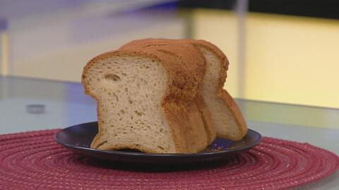 Opciones saludables y de bajas calorías para sustituir el pan tradicional