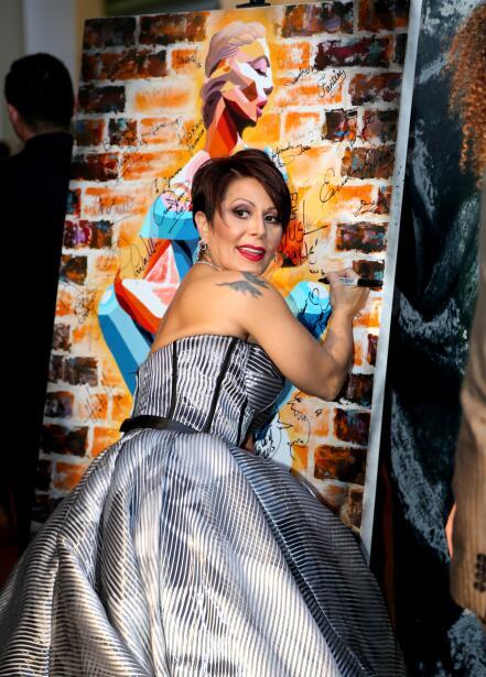 Alejandra Guzmán La Musa Awards
