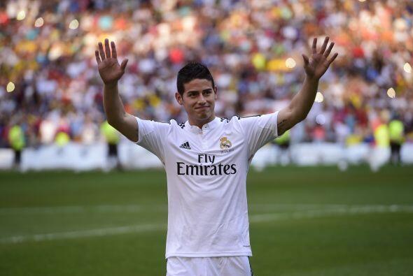 James Rodríguez, con todo y su impresionante Mundial, puede no ha...