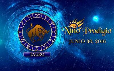 Niño Prodigio - Tauro 30 de Junio, 2016