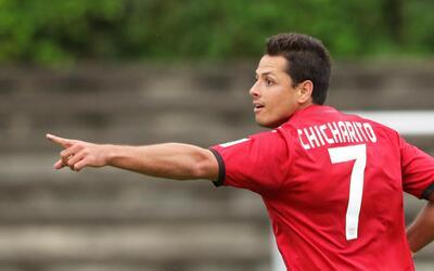 Javier 'Chicharito' Hernández sería la 'bomba' que prepara Los Angeles F...