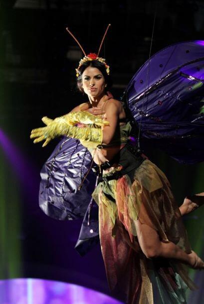 Bellezas voladoras NBL 2012