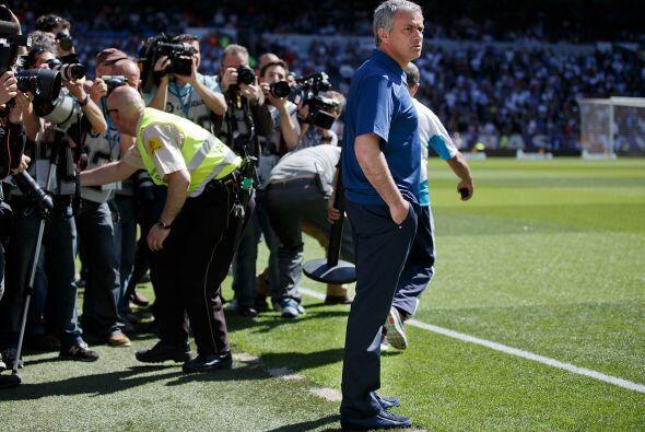 El Real Madrid cerró la temporada 2012-12 en el Estadio Santiago Bernabé...