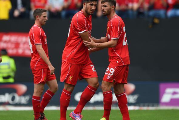 Igualmente Liverpool incorporó al mediocampista alemán Emre Can, ex Baye...