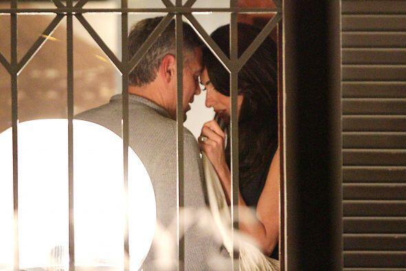 Amal ha sido la mujer que por fin flechó el corazón de Clooney.