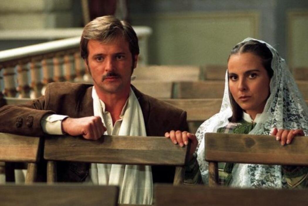 Esta sí fue la pareja más dispareja de las telenovelas, y no solo por se...