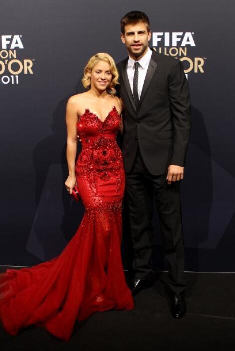 El bebé de Shakira y PiquéEsta es una combinación ¡fuera de serie! Dos a...
