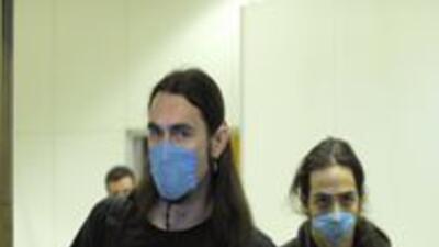 La influenza porcina (gripe porcina) es una enfermedad respiratoria de l...