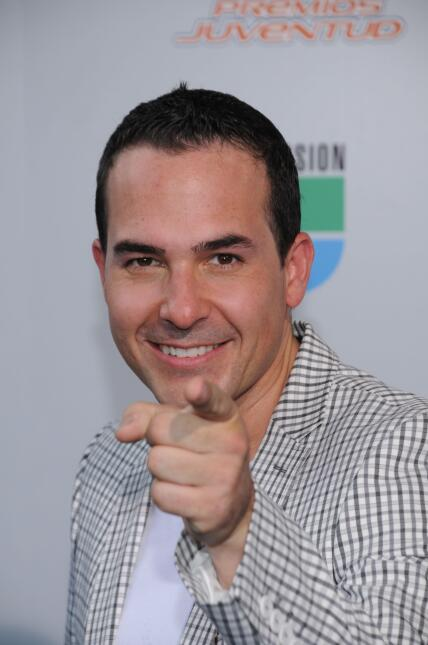 Carlos Calderón en PJ