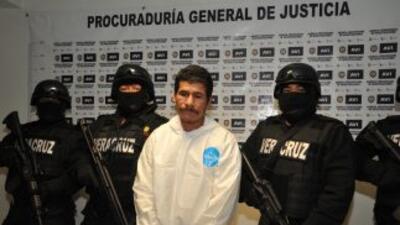 Jorge Antonio Hernández Silva fue detenido en el municipio de Colipa, lu...