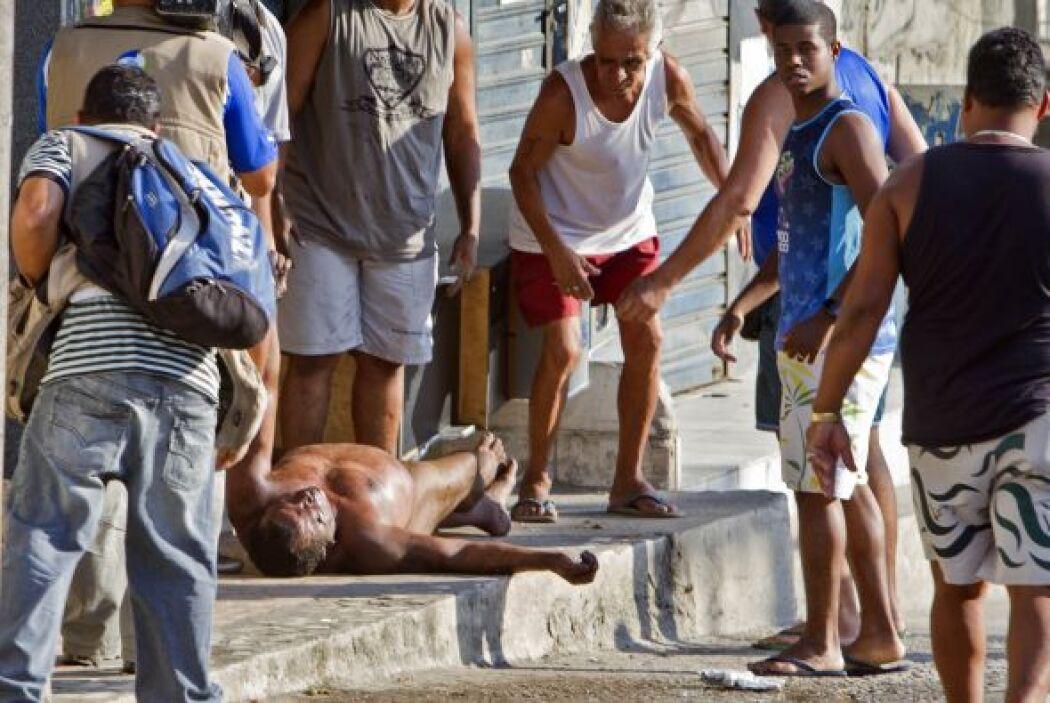 Según el reporte oficial de la Policía Militar, los enfrentamientos han...