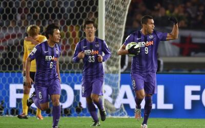 Sanfrecce vs. Guangzhou