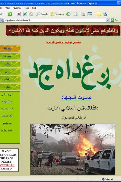 Los sitios web islámicos apelan a los sentimientos antioccidental...