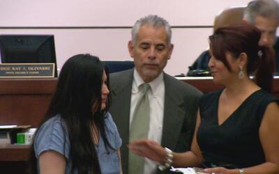 Nidia Alvarado acepta que asesinó a su recién nacida y la tiró a la basura