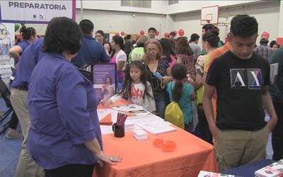 ¡Así se vivió la Feria de Educación San Antonio!
