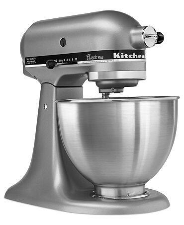 4. Kitchen Aid Classic Plus Mixer pasará de 299 a solo 199 en línea y en...