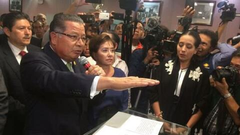 Flavino Ríos, cercano colaborador de Javier Duarte de Ochoa.