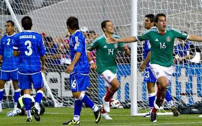 Goledas México