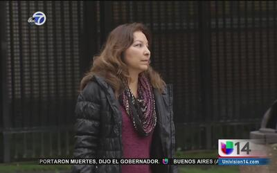 Madre de Sierra Lamar da emotivo testimonio