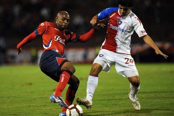 En otro encuentro copero pero por el Grupo 1, Independiente Medellín ven...