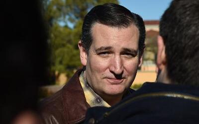 """Ted Cruz a los medios: """"No se metan con nuestros hijos"""""""