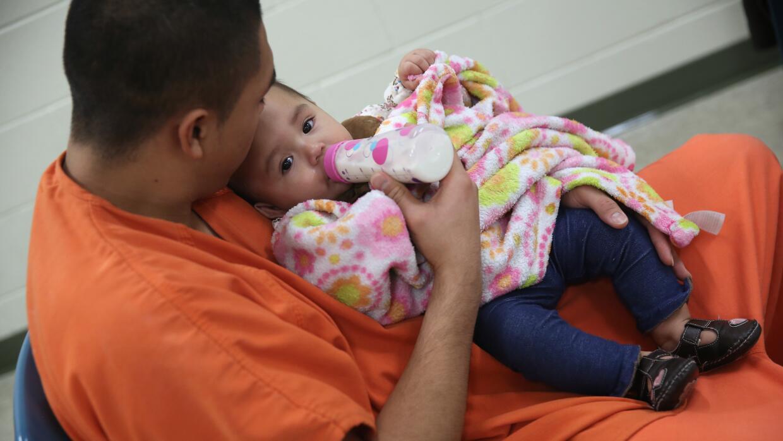 Inmigrante indocumentado detenido