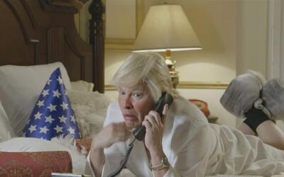 NotanSerio Univision: Lo que nadie ha visto: ¿Qué hace Trump cuando no e...