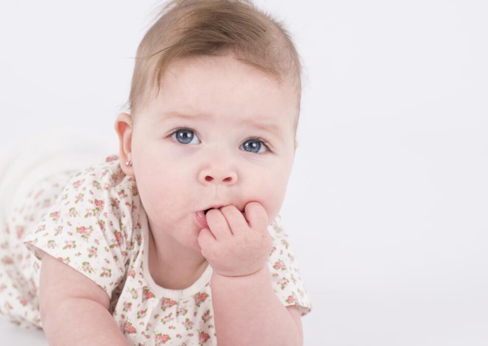 dolor dientes bebé