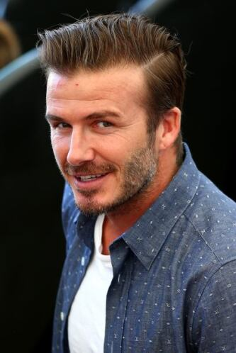 David Beckham llevó a los tres chicos a Brasil. Mira aquí los videos más...