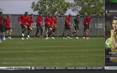 El Team USA ya se prepara para una jornada crucial en el hexagonal final