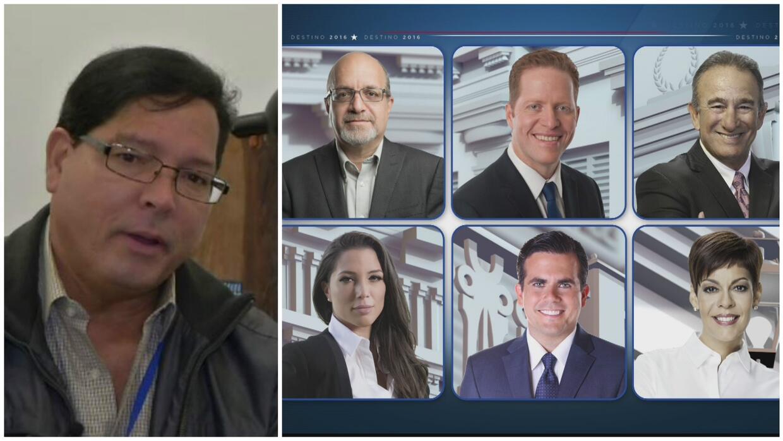 Rubén Sánchez asegura que esta es la última oportunidad de los candidato...