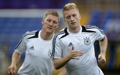 Reus no estará con Alemania en la Eurocopa