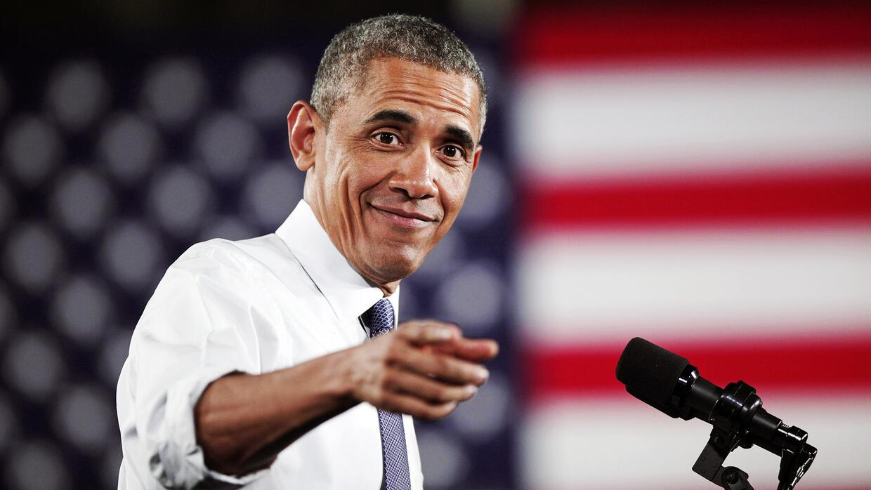 Quieren a Barack Obama como presidente de Francia