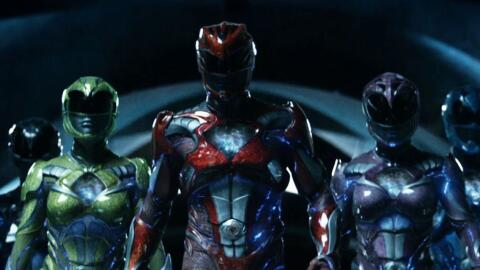 Regresan los 'Power Rangers'