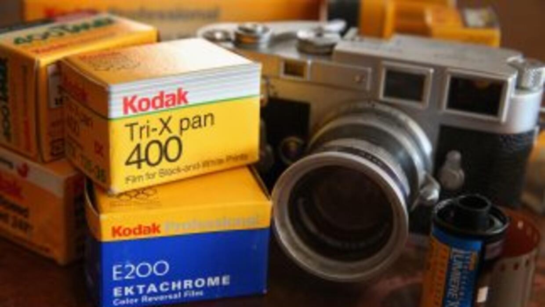 Fue en enero de 2012 cuando Eastman Kodak Co. se declaró en quiebra resu...