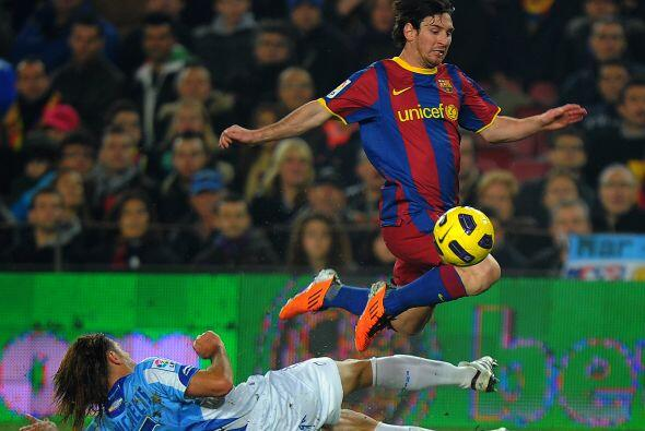 Muchos esperaban otra gran exhibición de Lionel Messi.