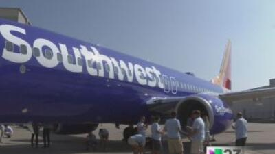 Aerolínea Southwest tiene nueva imagen