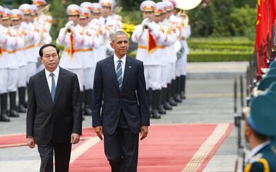En un minuto: Vietnam tendrá acceso a armas