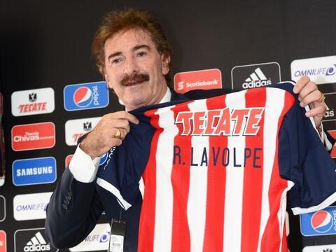 Tras su presentación como técnico del Guadalajara, Ricardo...