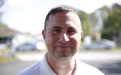 Darren Soto ganó la elección como representante del noveno...