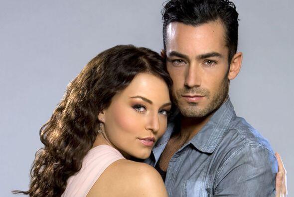 En esta historia interpretó a Mariano y todas de enamoraron de él.