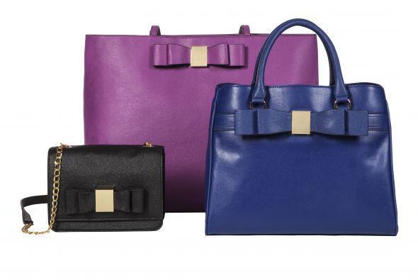 Un bolso nunca es suficiente. Puedes elegir entre la variedad que ofrece...