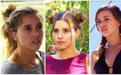 """Paulina Goto se lució con sus looks en """"Un Camino Hacia El Destino&..."""